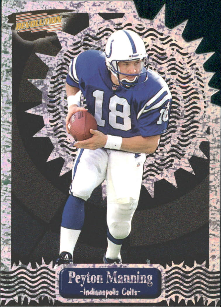 1999 Revolution Thorn in the Side #11 Peyton Manning