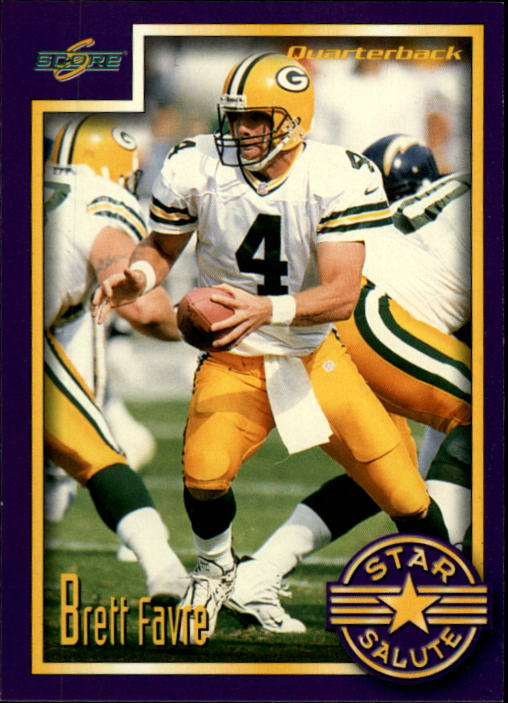 1999 Score Supplemental #S97 Brett Favre SS