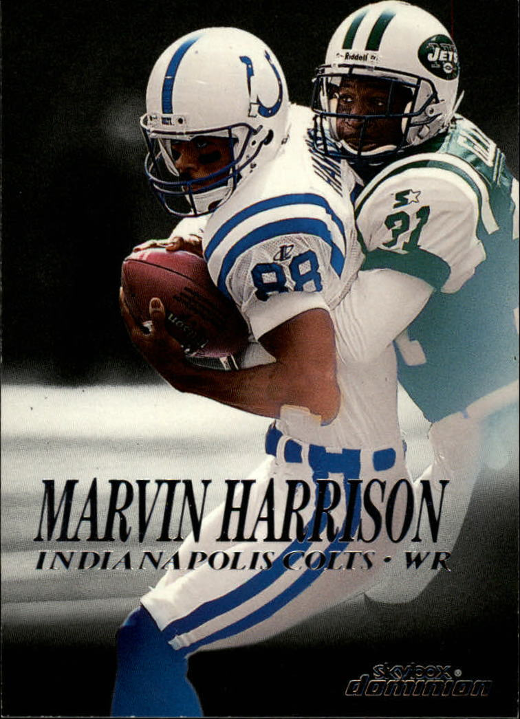 1999 SkyBox Dominion #7 Marvin Harrison