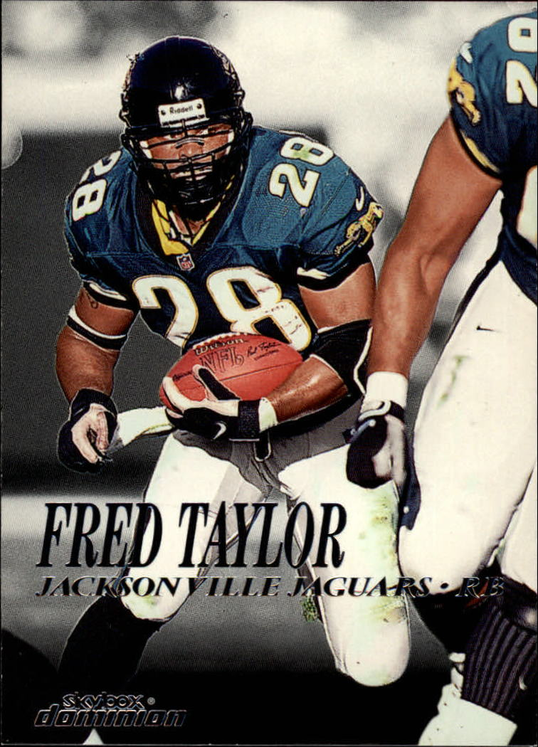 1999 SkyBox Dominion #9 Fred Taylor