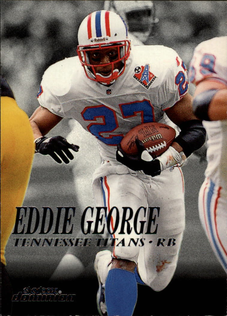 1999 SkyBox Dominion #20 Eddie George