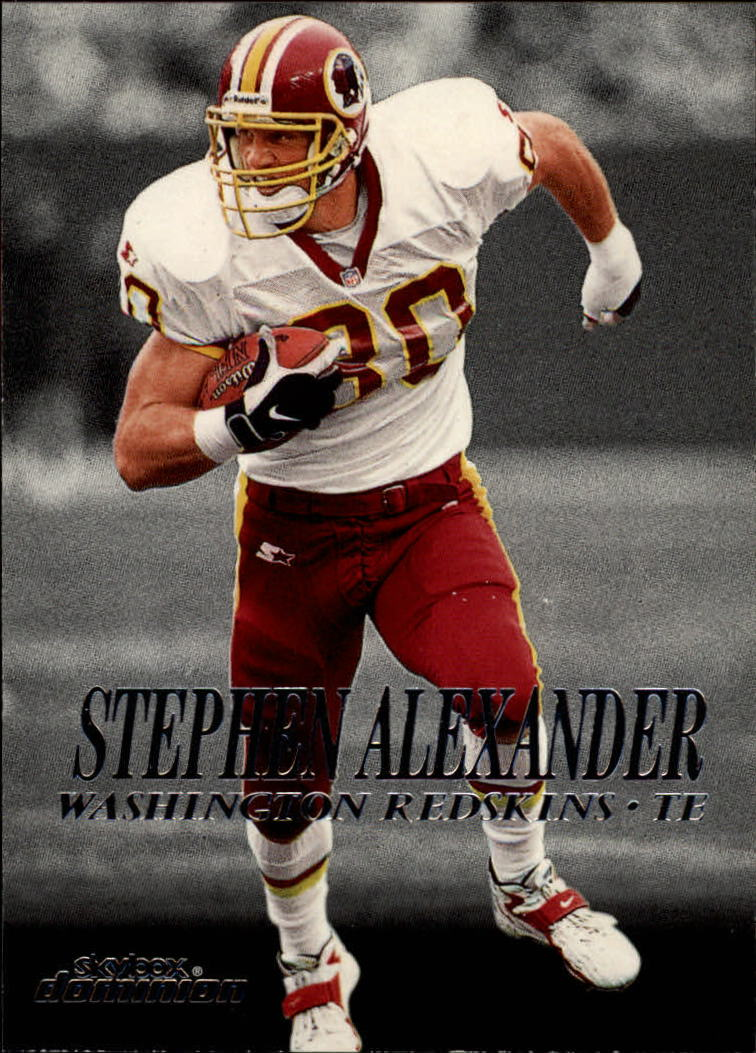 1999 SkyBox Dominion #22 Stephen Alexander