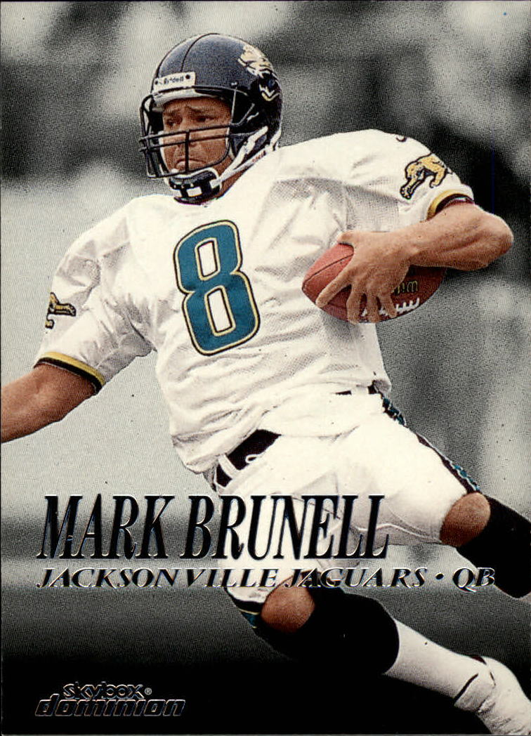 1999 SkyBox Dominion #27 Mark Brunell