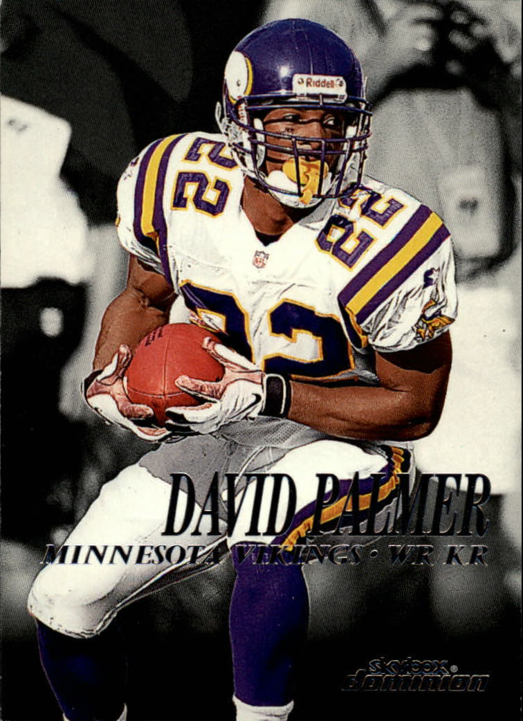 1999 SkyBox Dominion #28 David Palmer