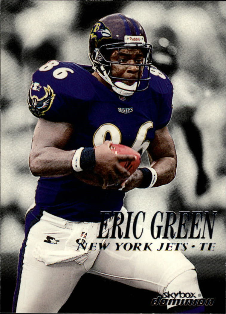 1999 SkyBox Dominion #29 Eric Green