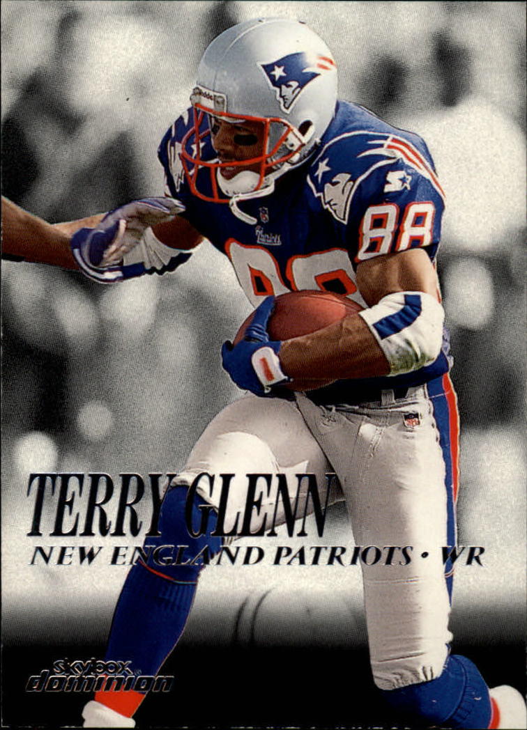 1999 SkyBox Dominion #30 Terry Glenn
