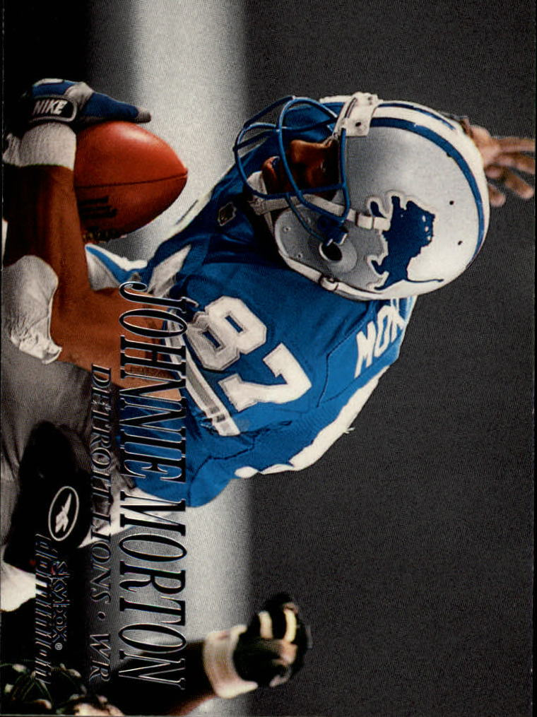 1999 SkyBox Dominion #35 Johnnie Morton