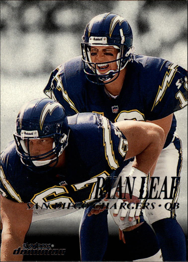 1999 SkyBox Dominion #45 Ryan Leaf