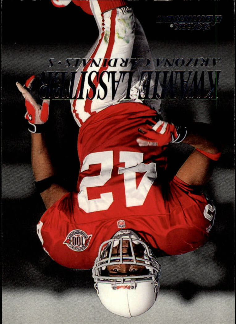 1999 SkyBox Dominion #76 Kwamie Lassiter RC