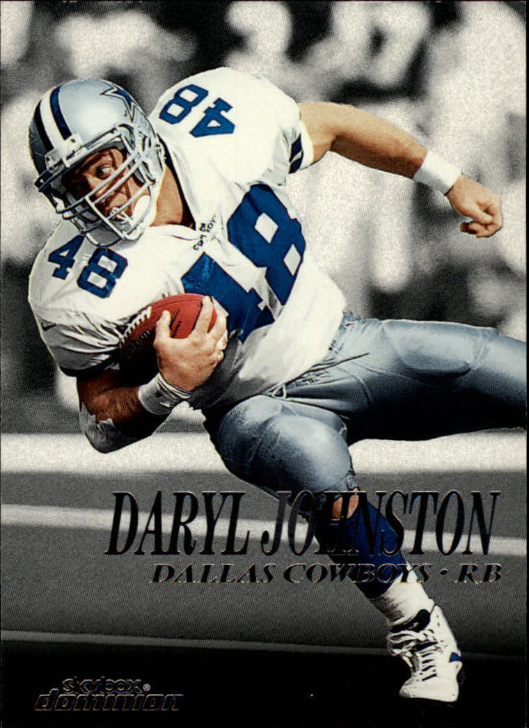 1999 SkyBox Dominion #104 Daryl Johnston