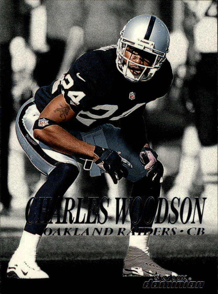 1999 SkyBox Dominion #162 Charles Woodson