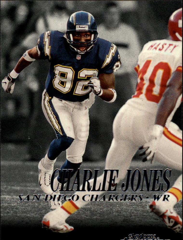 1999 SkyBox Dominion #185 Charlie Jones