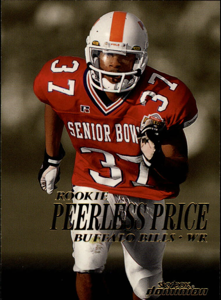 1999 SkyBox Dominion #212 Peerless Price RC