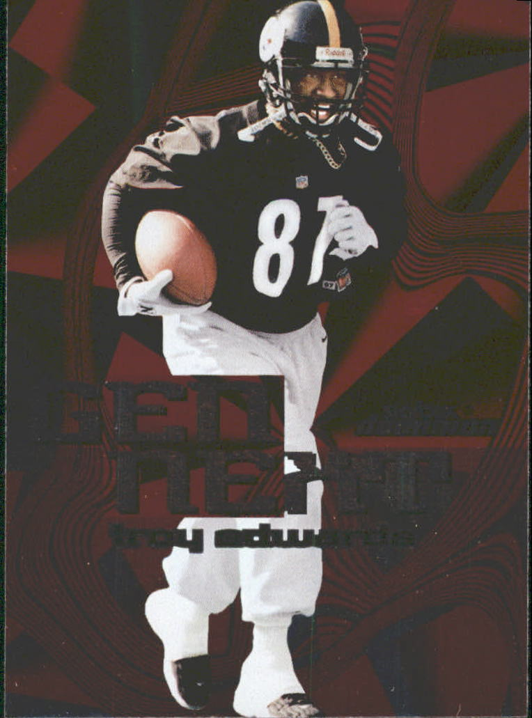 1999 SkyBox Dominion Gen Next #6 Troy Edwards