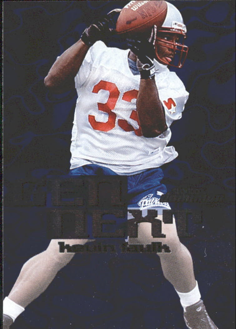 1999 SkyBox Dominion Gen Next #7 Kevin Faulk