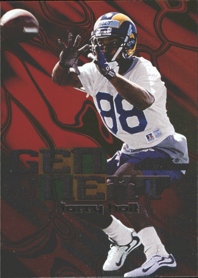 1999 SkyBox Dominion Gen Next #9 Torry Holt