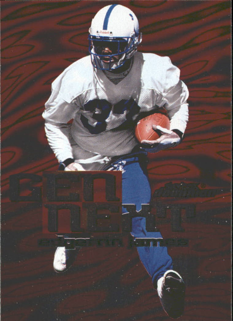 1999 SkyBox Dominion Gen Next #12 Edgerrin James