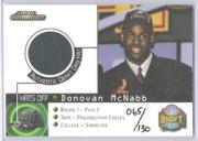 1999 SkyBox Dominion Hats Off #2 Donovan McNabb/130