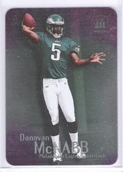 1999 SkyBox Molten Metal #P133 Donovan McNabb Promo