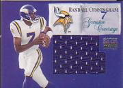 1999 SkyBox Premium Genuine Coverage #5GC Randall Cunningham/425