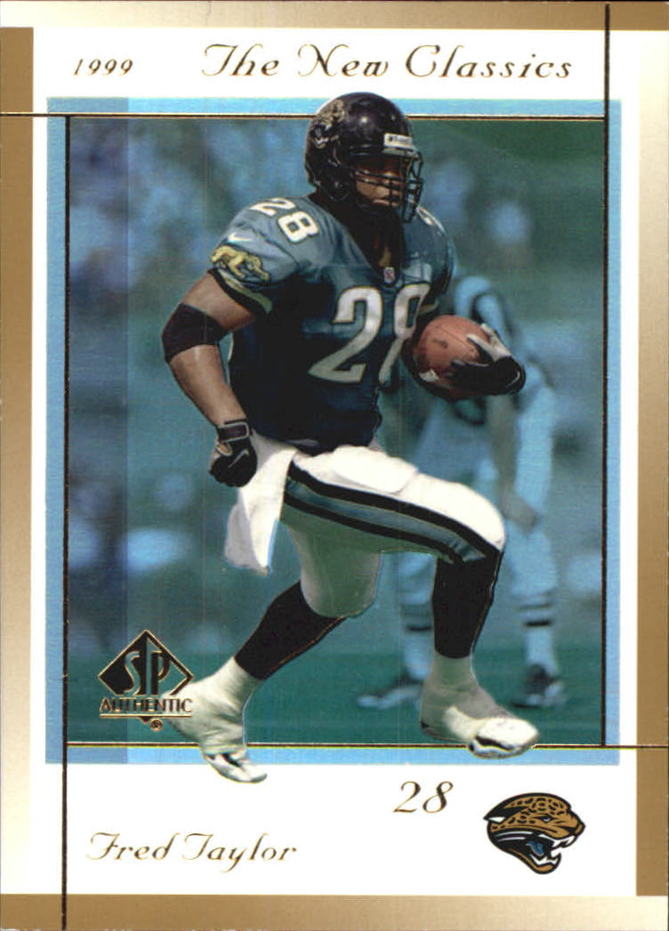 1999 SP Authentic New Classics #NC5 Fred Taylor