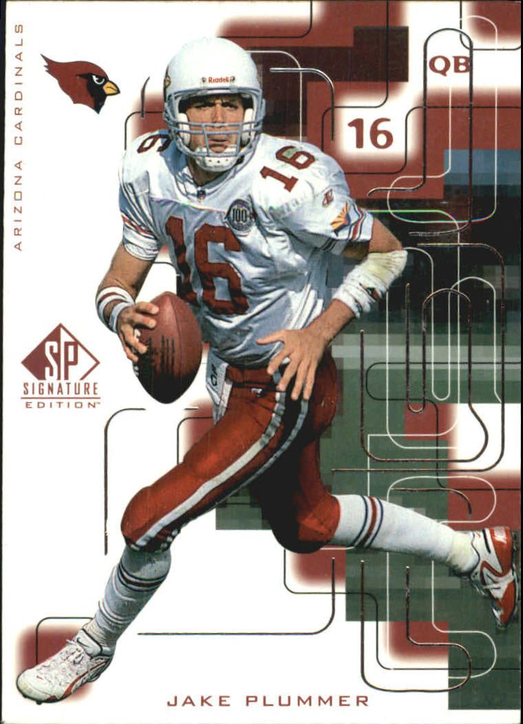 1999 SP Signature #1 Jake Plummer