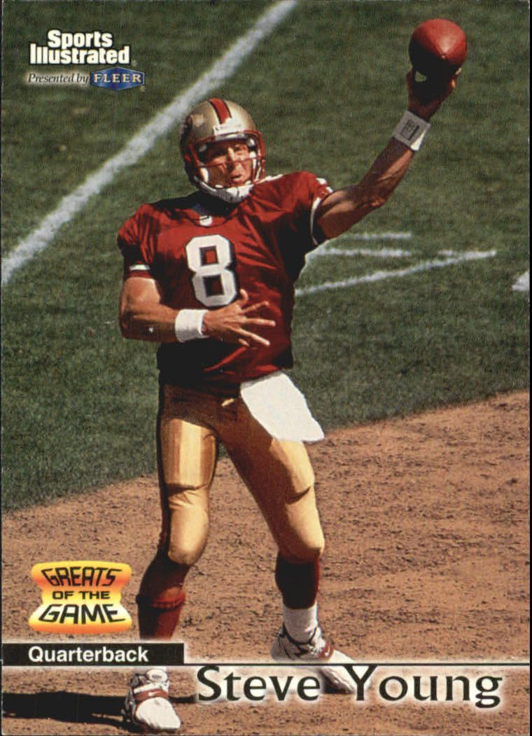 1999 Sports Illustrated #89 Steve Young