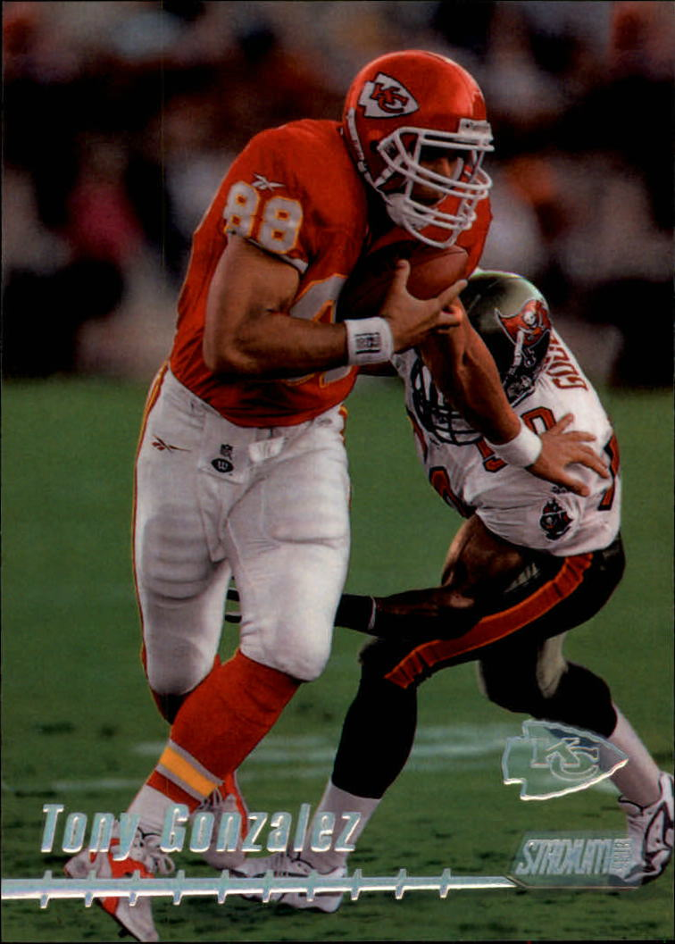 1999 Stadium Club #149 Tony Gonzalez