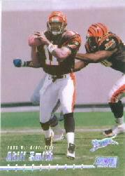 1999 Stadium Club #160 Akili Smith RC