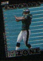 1999 Stadium Club Emperors of the Zone #E3 Donovan McNabb