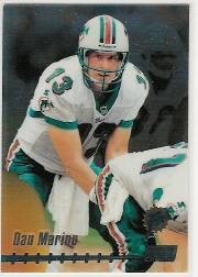 1999 Stadium Club Chrome #1 Dan Marino