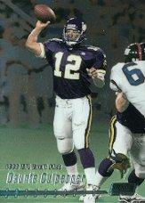 1999 Stadium Club Chrome #119 Daunte Culpepper RC front image