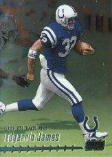 1999 Stadium Club Chrome #123 Edgerrin James RC