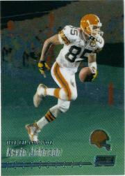 1999 Stadium Club Chrome #129 Kevin Johnson RC