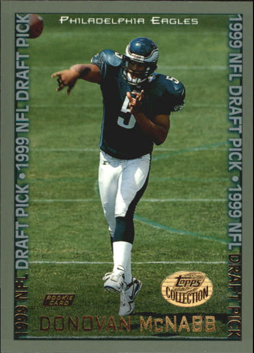 1999 Topps Collection #341 Donovan McNabb
