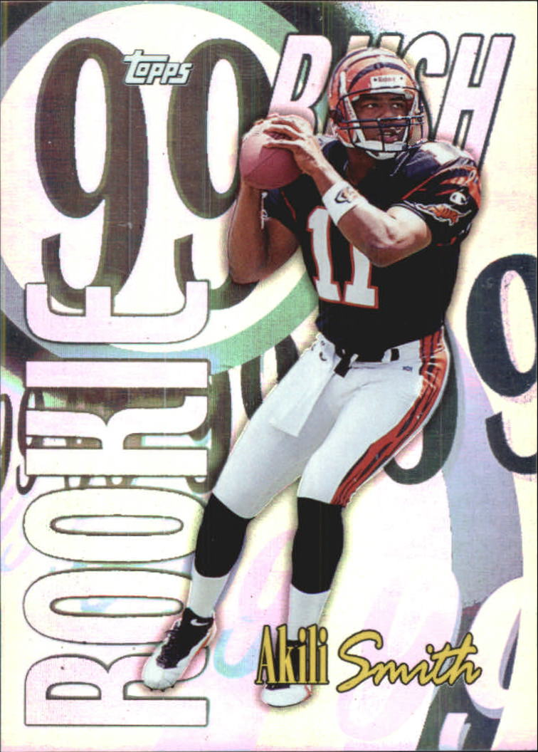 1999 Topps All Matrix #AM25 Akili Smith