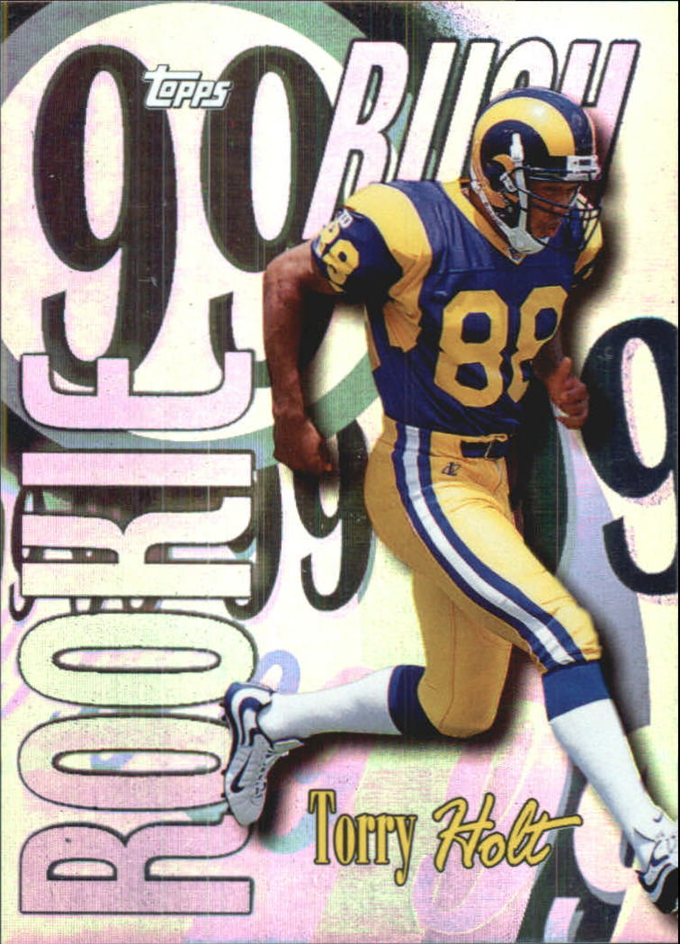 1999 Topps All Matrix #AM27 Torry Holt