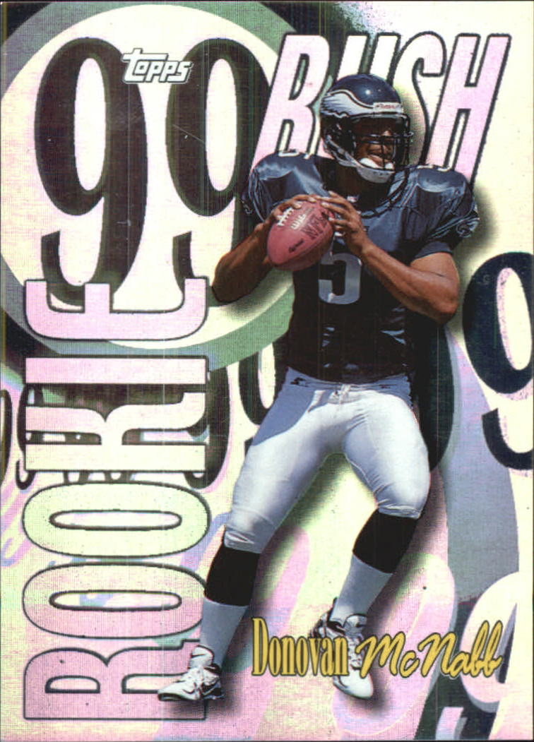 1999 Topps All Matrix #AM28 Donovan McNabb