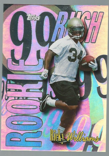 1999 Topps All Matrix #AM30 Ricky Williams