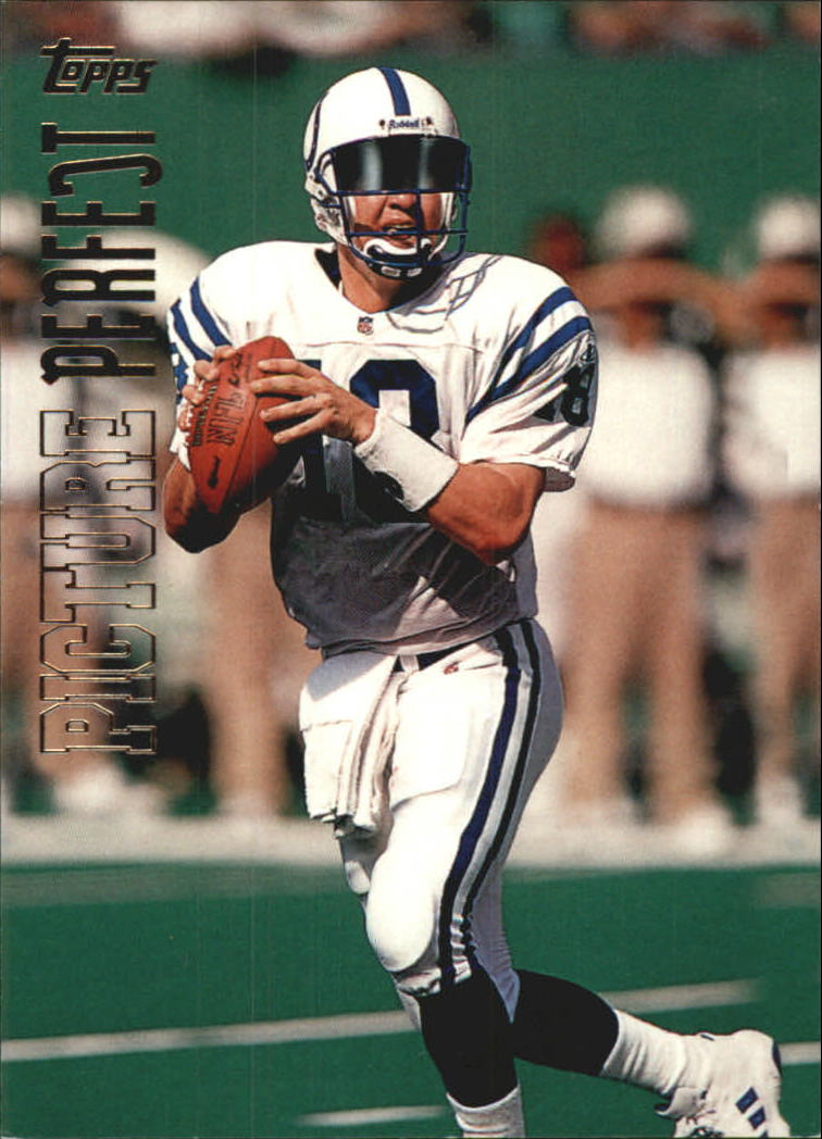 1999 Topps Picture Perfect #P4 Peyton Manning