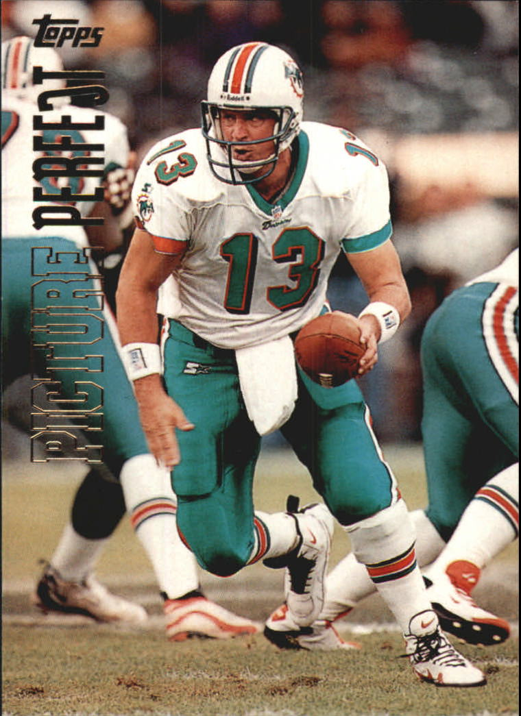 1999 Topps Picture Perfect #P8 Dan Marino