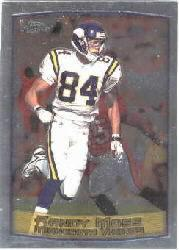 1999 Topps Chrome #1 Randy Moss