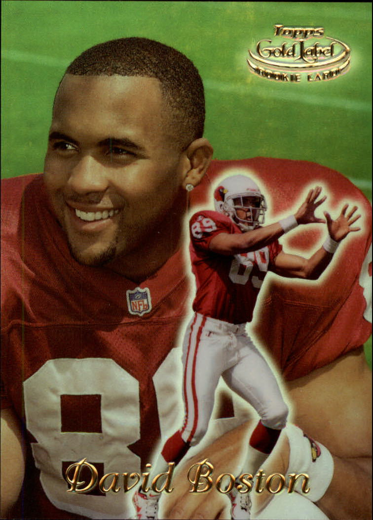1999 Topps Gold Label Class 1 #82 David Boston RC