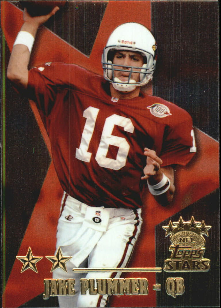 1999 Topps Stars Two Star #16 Jake Plummer
