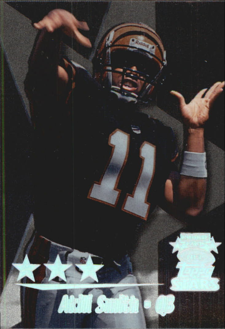 1999 Topps Stars Three Star #2 Akili Smith