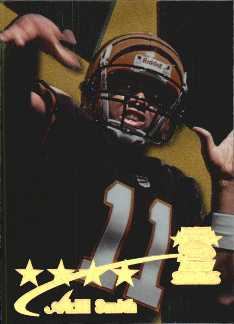 1999 Topps Stars Four Star #2 Akili Smith