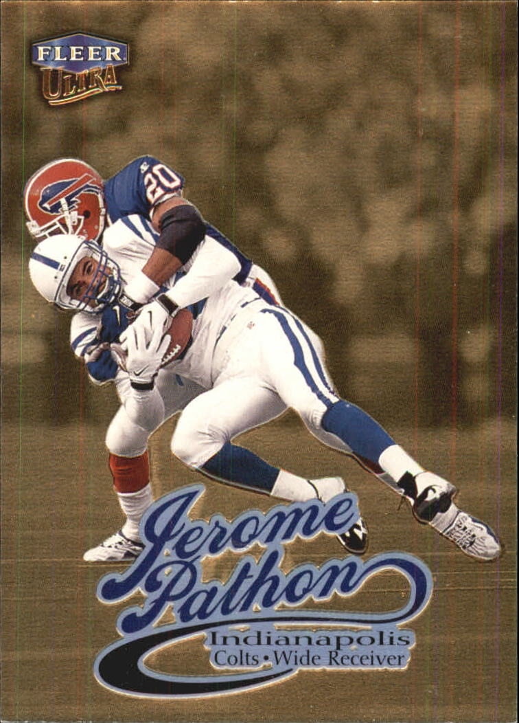 1999 Ultra Gold Medallion #55 Jerome Pathon