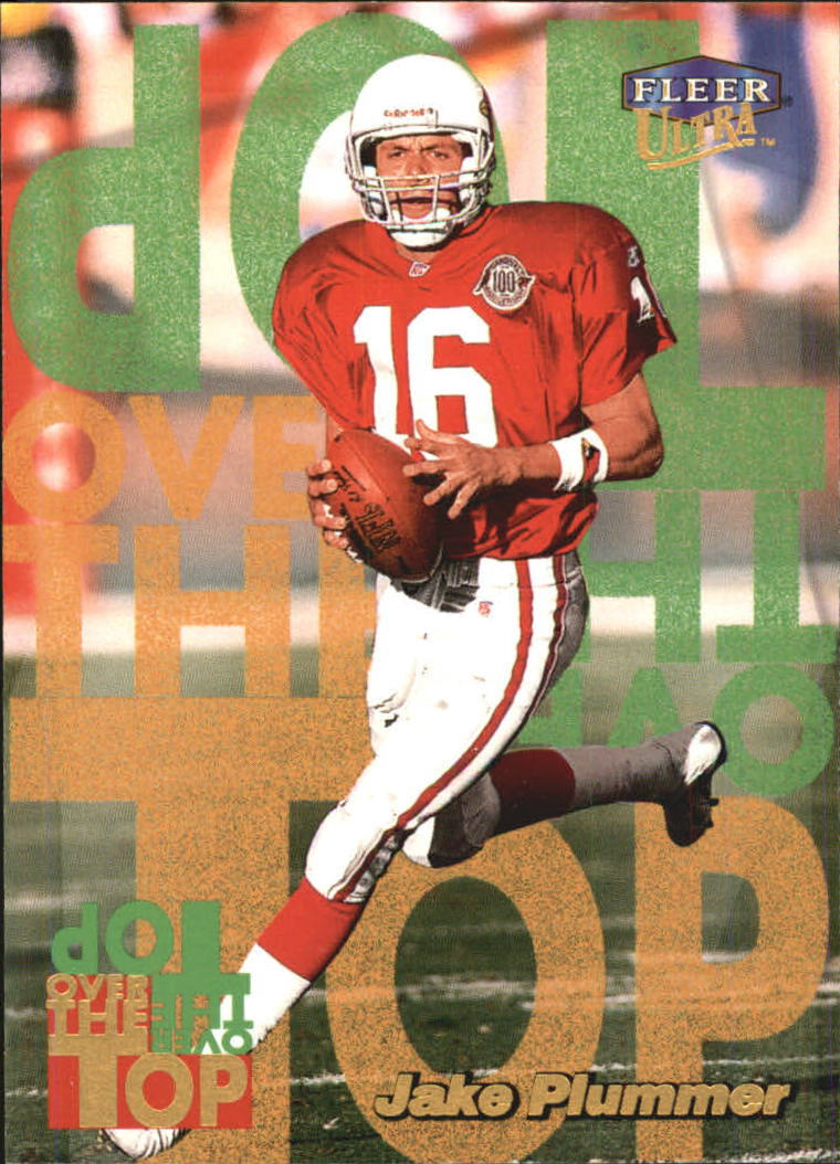 1999 Ultra Over The Top #15 Jake Plummer
