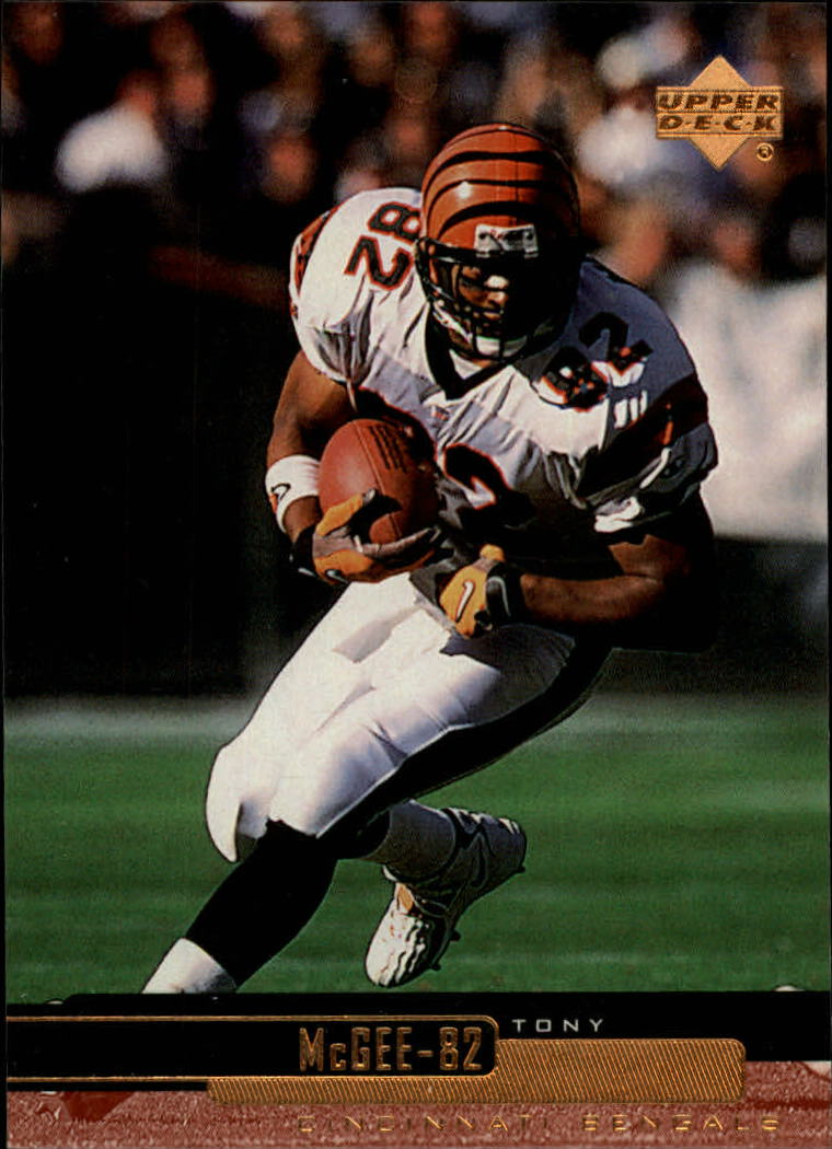 1999 Upper Deck #43 Tony McGee