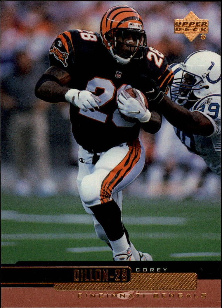 1999 Upper Deck #46 Corey Dillon